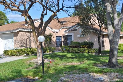 Boca Raton Single Family Home For Sale: 8287 Springlake Drive