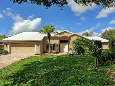 Palm Beach Gardens FL Single Family Home Contingent: $709,500