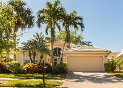 Boynton Beach FL Single Family Home For Sale: $324,990
