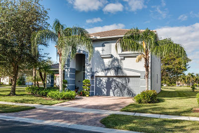 Lake Worth, Lakeworth Single Family Home For Sale: 9213 Silver Glen Way