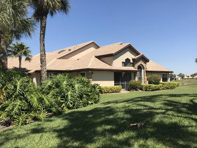 Boynton Beach FL Single Family Home For Sale: $179,900