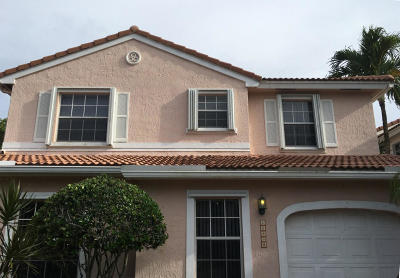Coral Springs Single Family Home For Sale: 10898 NW 46th Dr