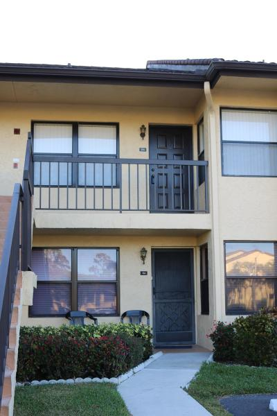 Lake Worth Condo For Sale: 4698 Lucerne Lakes Boulevard #206