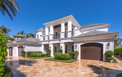 Boca Raton Single Family Home For Sale: 2350 Cherry Palm Road