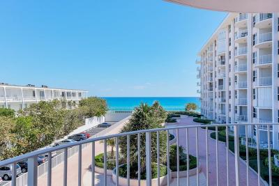 Palm Beach Condo For Sale: 2295 S Ocean Boulevard #418