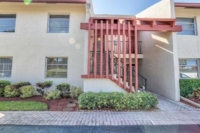 Delray Beach FL Condo For Sale: $98,900