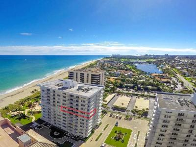 Juno Beach Condo For Sale: 500 Ocean Drive #E-8a