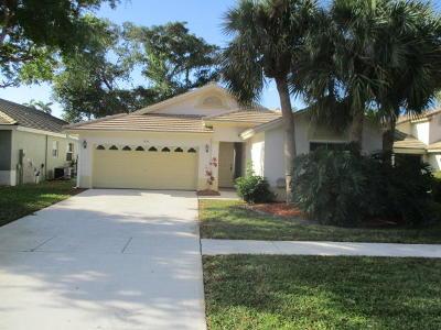 Boynton Beach Single Family Home For Sale: 7899 Manor Forest Boulevard