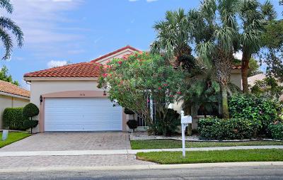 Boynton Beach Single Family Home For Sale: 5176 Bayleaf Avenue