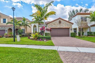 Lake Worth, Lakeworth Single Family Home For Sale: 4664 Capital Drive
