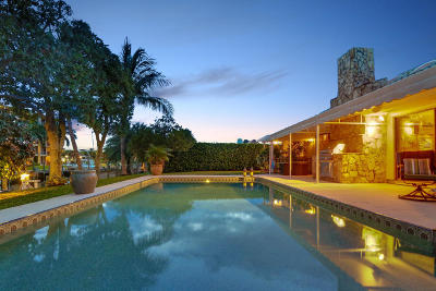North Palm Beach FL Single Family Home For Sale: $1,498,000