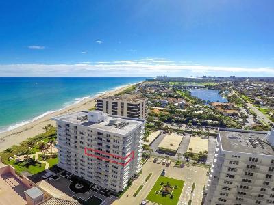 Juno Beach Rental For Rent: 500 Ocean Drive #E-8a