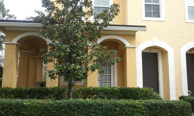 Jupiter Townhouse For Sale: 151 Midleton Way