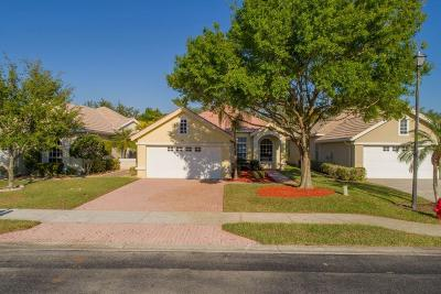 Port Saint Lucie Single Family Home For Sale: 564 SW New Castle Cove
