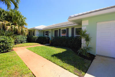 Boca Raton Single Family Home For Sale: 1520 SW 13th Place