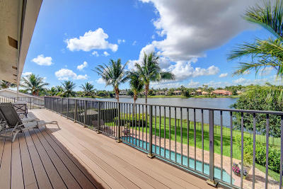 Boca Raton Single Family Home For Sale: 17421 Spring Tree Lane