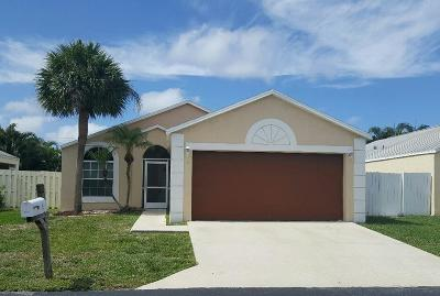 Boynton Beach Single Family Home For Sale: 8 Bentwater Circle