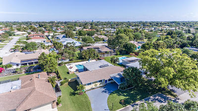West Palm Beach Single Family Home For Sale: 1715 Mango Circle