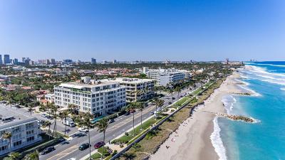Palm Beach Condo For Sale: 340 S Ocean Boulevard #1-G