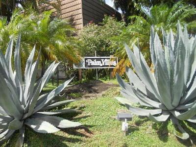 Delray Beach Rental For Rent: 1120 Homewood Boulevard #G101