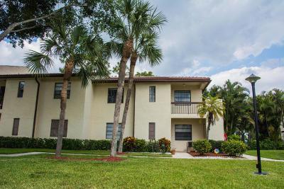 Boca Raton FL Condo For Sale: $175,000