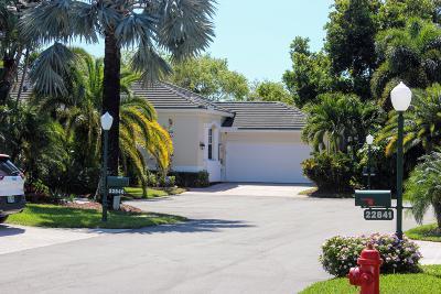 Boca Raton Single Family Home For Sale: 22860 Warrick Wood Court