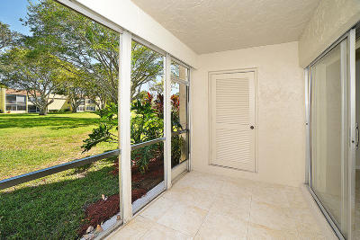 Delray Beach Rental For Rent: 2900 Fiore Way #107