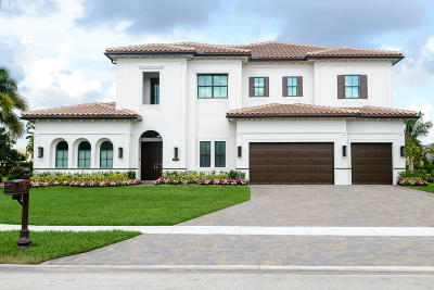 Boca Raton Single Family Home For Sale: 17720 Besito Way