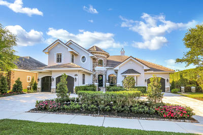 Boynton Beach Single Family Home For Sale: 9975 Equus Circle