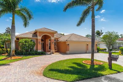 Palm City Single Family Home Contingent: 5320 SW Landing Creek Drive
