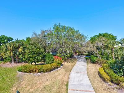 Palm City Single Family Home For Sale: 4331 SW Thistle Terrace