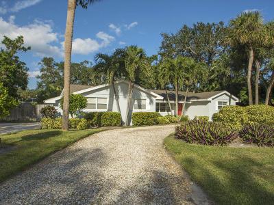 Vero Beach Single Family Home For Sale: 663 Eugenia Road