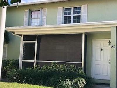 Palm Beach Gardens FL Condo For Sale: $130,000
