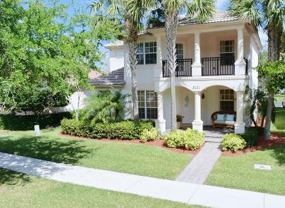 Palm Beach Gardens Single Family Home For Sale: 8101 Bautista Way