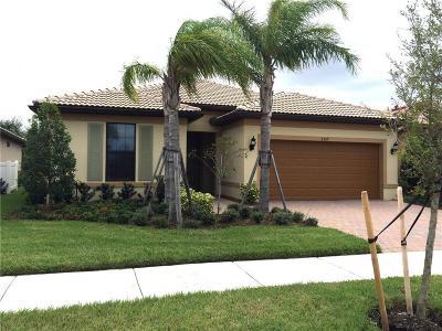 Vero Beach Single Family Home For Sale: 5307 Antigua Circle