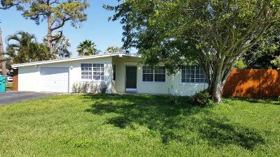 Boynton Beach Rental For Rent: 702 NW 8th Court