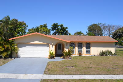 Boca Raton Single Family Home For Sale: 1781 SW 13th Place