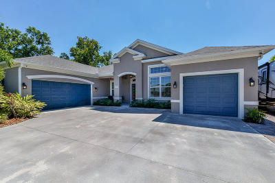 Port Saint Lucie Single Family Home Contingent: 5404 NW Milner Drive