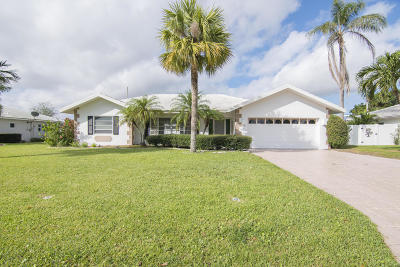 Boca Raton Single Family Home For Sale: 617 E NW 11th Ave.