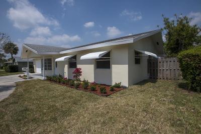 Palm Beach Gardens Single Family Home For Sale: 3639 Daisy Avenue