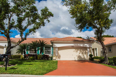 Delray Beach Single Family Home For Sale: 6211 Heliconia Road