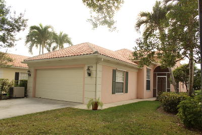 Broward County, Palm Beach County Single Family Home For Sale: 2673 James River Road