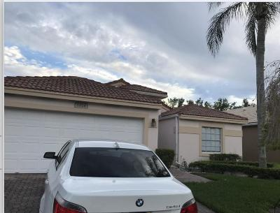 Boynton Beach Single Family Home For Sale: 6924 Camille Street