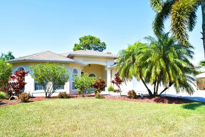 Port Saint Lucie FL Single Family Home For Sale: $289,988