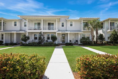 Jupiter Townhouse For Sale: 1112 Turnbridge Drive