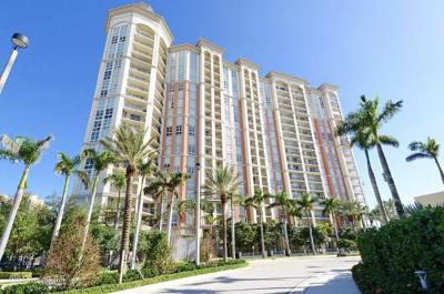 West Palm Beach Condo For Sale: 550 Okeechobee Boulevard #Uph-07