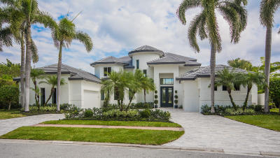 Boca Raton Single Family Home For Sale: 17105 White Haven Drive