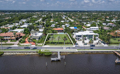West Palm Beach Residential Lots & Land For Sale: 6521 S Flagler Drive