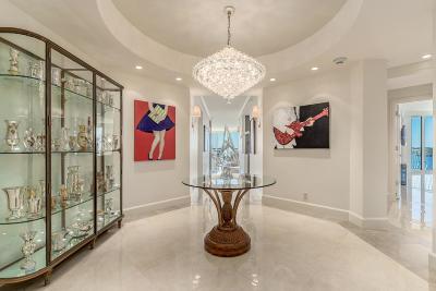 Palm Beach Condo For Sale: 2100 S Ocean Boulevard #605n
