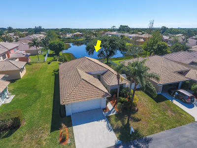 Boynton Beach Single Family Home For Sale: 152 Citrus Park Circle
